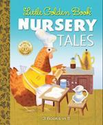 Little Golden Book Nursery Tales (Little Golden Book Favorites)