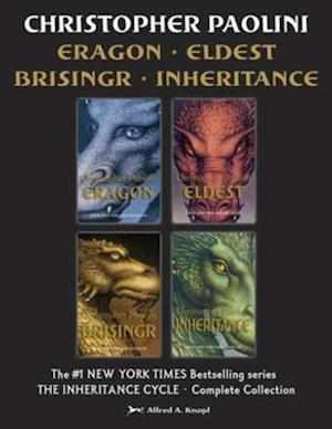 Inheritance Cycle Complete Collection af Christopher Paolini