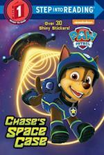Chase's Space Case (Step Into Reading. Step 1)