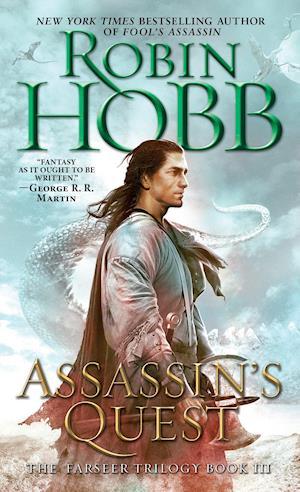 Bog paperback Assassin's Quest af Robin Hobb