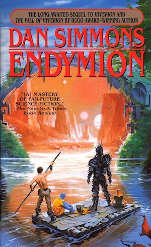 Bog, paperback Endymion af Dan Simmons
