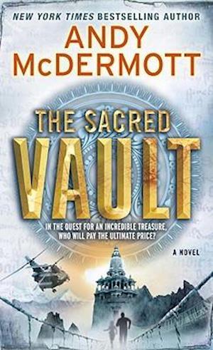 Bog, paperback The Sacred Vault af Andy Mcdermott
