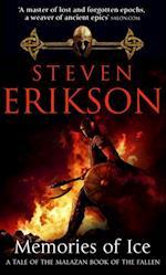Memories of Ice af Steven Erikson