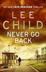 Never Go Back (Jack Reacher, nr. 18)