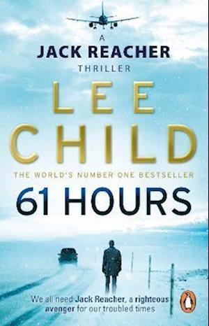 Bog, paperback 61 Hours af Lee Child