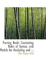 Parsing Book af Allen Hayden Weld