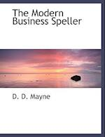 The Modern Business Speller af D. D. Mayne