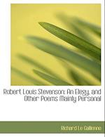 Robert Louis Stevenson af Richard Le Gallienne