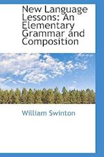 New Language Lessons af William Swinton