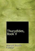 Thucydides, Book V (Large Print Edition)
