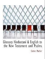 Glossary Hindaostainas a English to the New Testament and Psalms af Cotton Mather