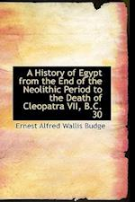 A History of Egypt from the End of the Neolithic Period to the Death of Cleopatra VII, B.C. 30 af Ernest Alfred Wallis Budge