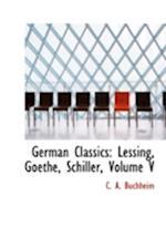 German Classics af C. a. Buchheim