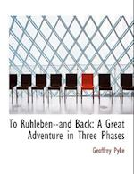 To Ruhleben--And Back af Geoffrey Pyke