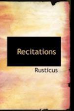 Recitations af Rusticus