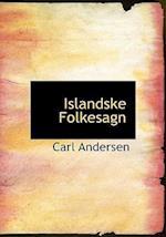 Islandske Folkesagn af Carl Andersen