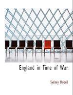England in Time of War af Sydney Dobell
