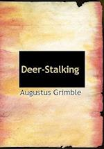 Deer-Stalking (Large Print Edition)