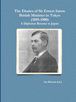 The Diaries of Sir Ernest Satow, British Minister in Tokyo (1895-1900) af Ian Ruxton (Ed )., Ernest Mason Satow