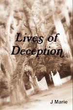 Lives of Deception af J. Marie