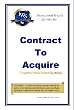 Contract To Acquire