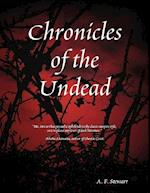 Chronicles of the Undead af A. F. Stewart