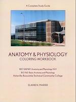 Anatomy & Physiology Coloring Workbook