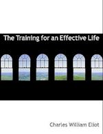 The Training for an Effective Life