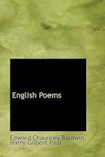 English Poems af Edward Chauncey Baldwin