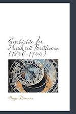 Geschichte Der Musik Seit Beethoven (1800-1900)