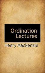 Ordination Lectures af Henry Mackenzie