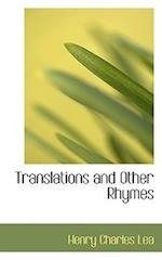 Translations and Other Rhymes