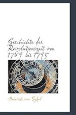 Geschichte Der Revolutionszeit Von 1789 Bis 1795