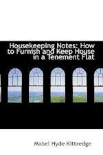 Housekeeping Notes af Mabel Hyde Kittredge