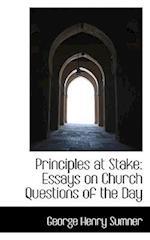 Principles at Stake af George Henry Sumner