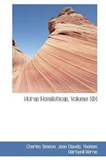 Hor Homiletic, Volume XIX af Charles Simeon