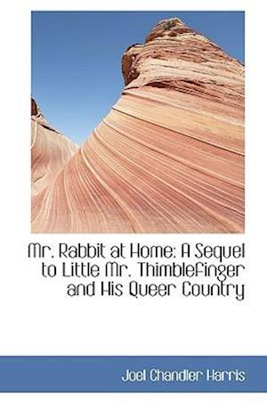 Mr. Rabbit at Home: A Sequel to Little Mr. Thimblefinger and His Queer Country