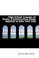 High School Courses of Study af Calvin Olin Davis