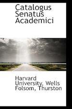 Catalogus Senatus Academici af Yale University