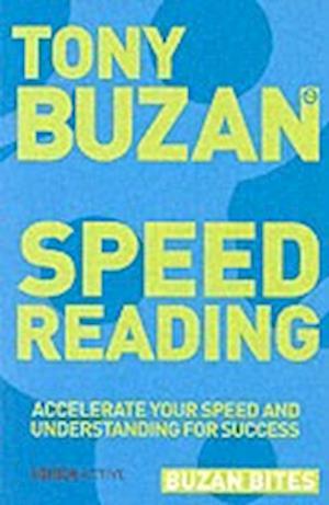 Bog, paperback Buzan Bites: Speed Reading af Tony Buzan