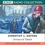 Unnatural Death af Chris Miller, Ian Carmichael, Dorothy L Sayers