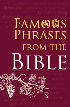 Famous Phrases from the Bible af BIBLE SOCIETY