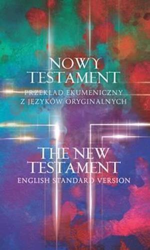 Bog, hardback Polish (polski) - English Dual Language New Testament