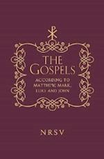 The Gospels Large Size (New Revised Standard Version)