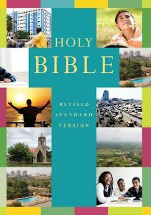 Bog, paperback RSV Popular Compact Holy Bible af Bible Society Resources Ltd