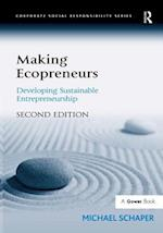 Making Ecopreneurs (Corporate Social Responsibility Series)