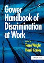 Gower Handbook of Discrimination at Work