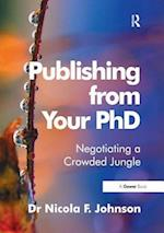 Publishing from Your PhD (Applied Legal Philosophy)