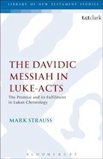 Davidic Messiah in Luke-Acts (Library of New Testament Studies)