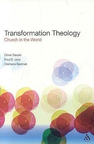 Bog, paperback Transformation Theology af Oliver Davies